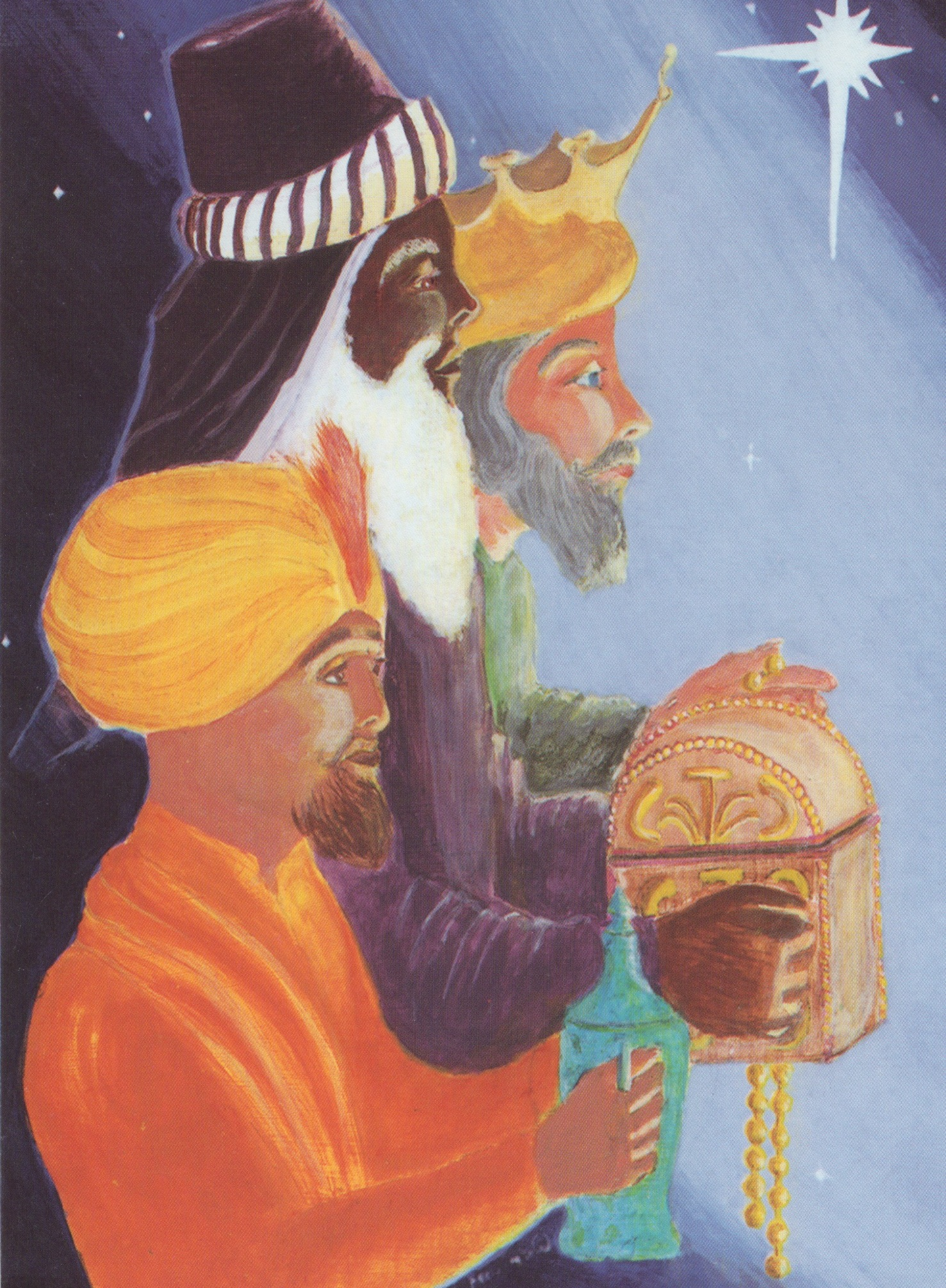 three wise men christmas card $ 12 00 there were three wise men he is ...